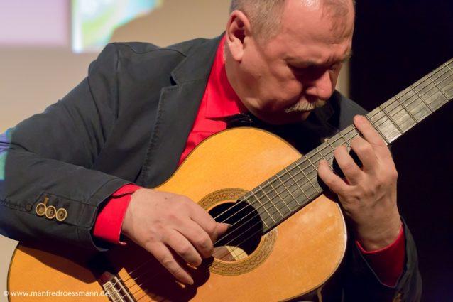 Burkhard Wolk, Gitarre, Märchen, Sagen von der Alhambra