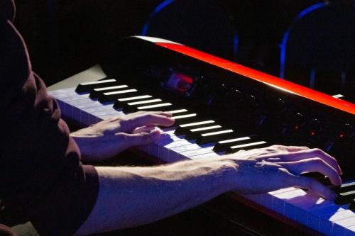 Session- Sascha Schirrmacher Klavier